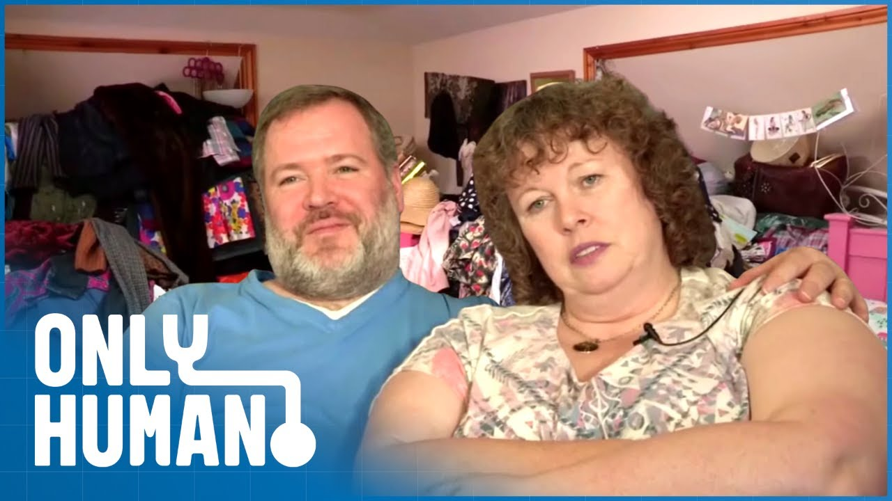 I Haven't Been Able to Sit Next to My Husband In Years   Hoarders SOS Ep9   Only Human