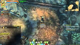 tree of savior chaplain solo level 90 dungeon boss rush