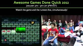Awesome Games Done Quick 2012