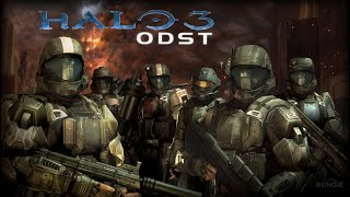 Halo 3: ODST OST (Air Traffic Control Skyline) {EXTENDED}
