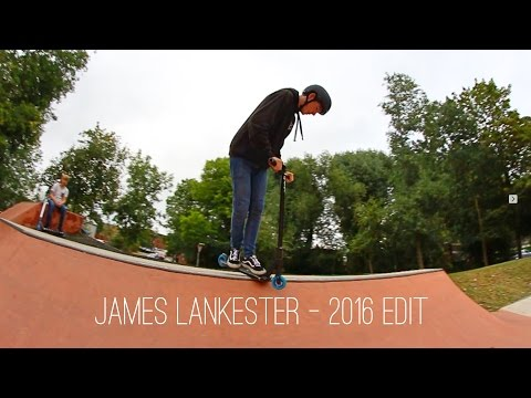 James Lankester - 2016 Edit