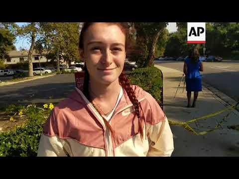 Bar shooting survivor recalls frighting moments