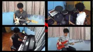 X Japan Say Anything Cover