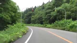 【4倍速】 国道239号 幌加内町~苫前町