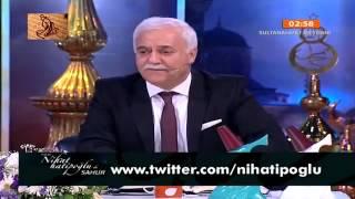 Nihat Hatipoğlu - Hz. Yusuf - Sahur Özel - 25 Temmuz 2013