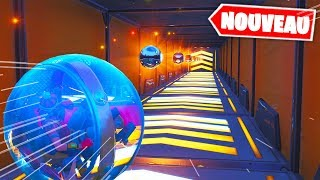 Secret Passages on This Incredible Map! Fortnite Creative Game