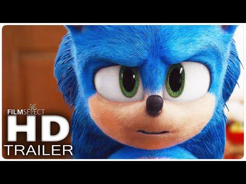SONIC THE HEDGEHOG Trailer 2 (2020)