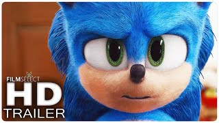 SONIC THE HEDGEHOG Trailer 2 (2020)