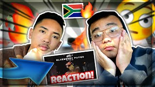 American FIRST REACTION To Nasty C - Blueberry Faygo [C-Mix] | South African Music US / USA REACTS