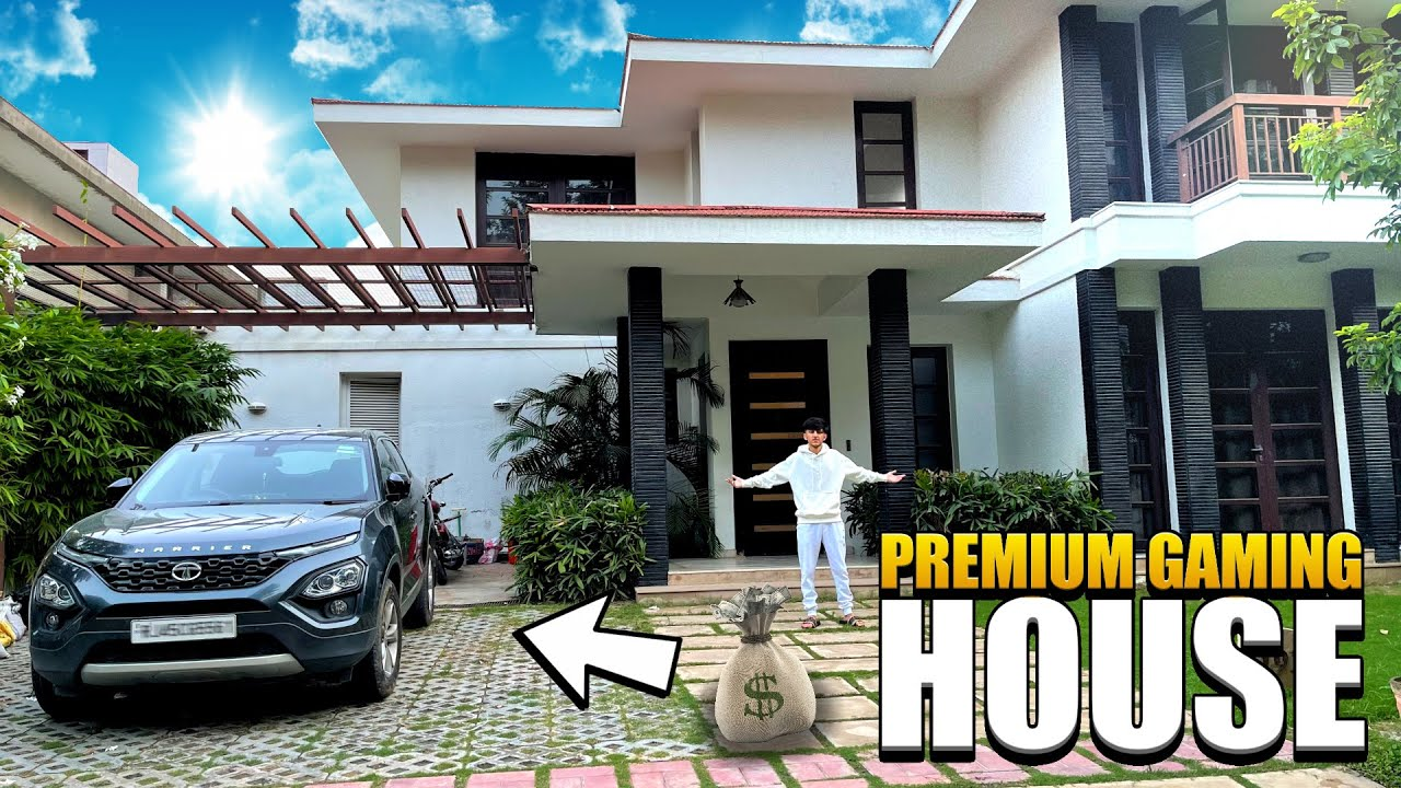 My New Gaming House/ Boot camp ?Exploring India's Premium Gaming House A_s Gaming