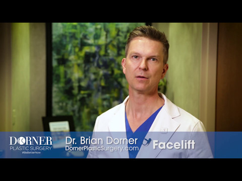 Columbus, OH Plastic Surgeon Dr. Brian Dorner: Doing Facelifts Right