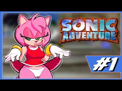 WATCH OUT!! YOU GONNA CRASH AHHHH! - Sonic Adventure PARTE 1
