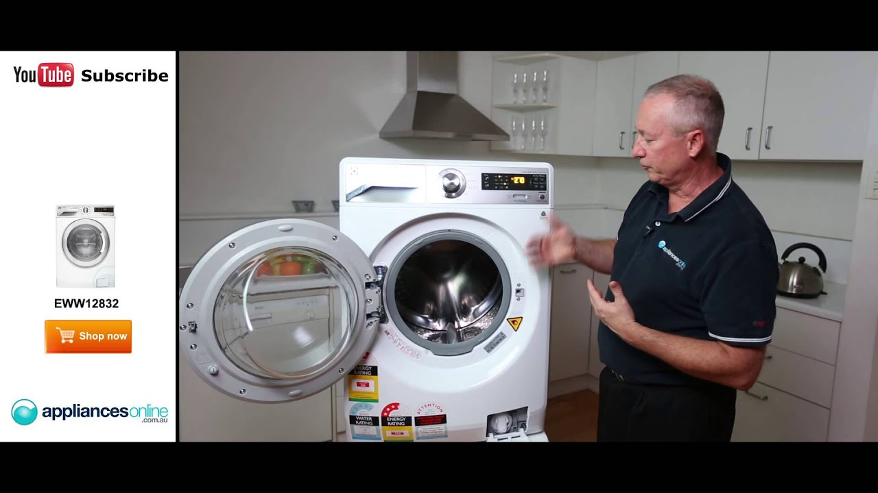 Lg all in one washer and dryer reviews - Eww12832 Electrolux Washer Dryer Combo Reviewed By Expert Appliances Online Youtube