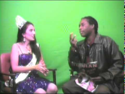 INTERVIEW AT  AT KNBSTV WITH Maurice Dwayne Smith