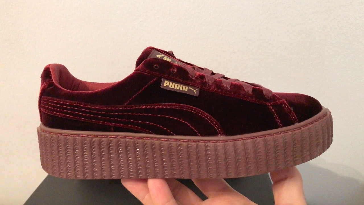 puma shoes rihanna creepers maroon five videos youtube