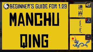 EU4 Guide to Manchu - Qing in 1.29 | Jianzhou | Achievements - Manchurian Candidate, Qing of China