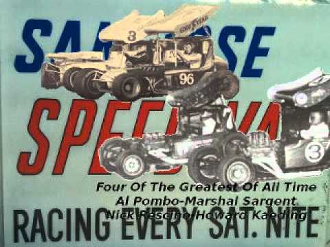 4 Of The Greatest Of All Time San Jose Speedway