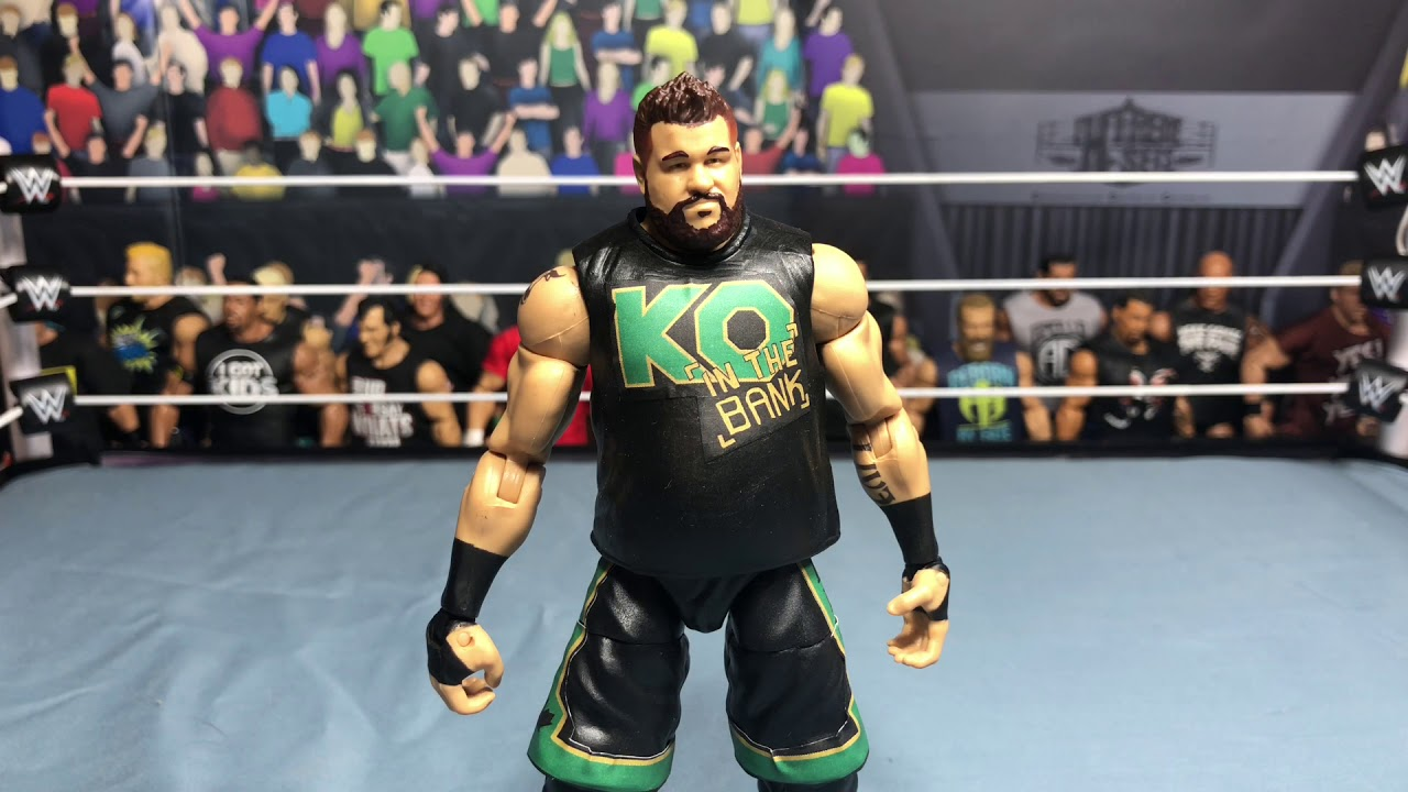 24cb786dfa30 Brand New Custom SummerSlam 2018 Kevin Owens Figure Review! - YouTube