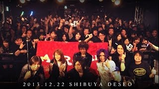 "(WE CAN) DREAM ON / AZRAEL 2013.12.22 SHIBUYA DESEO ""20th Anniversary LIVE"""