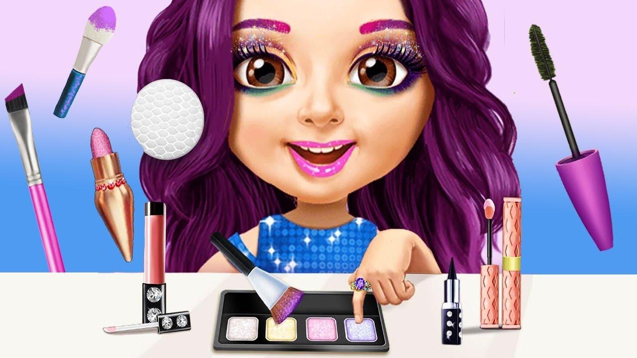 makeup and nail games
