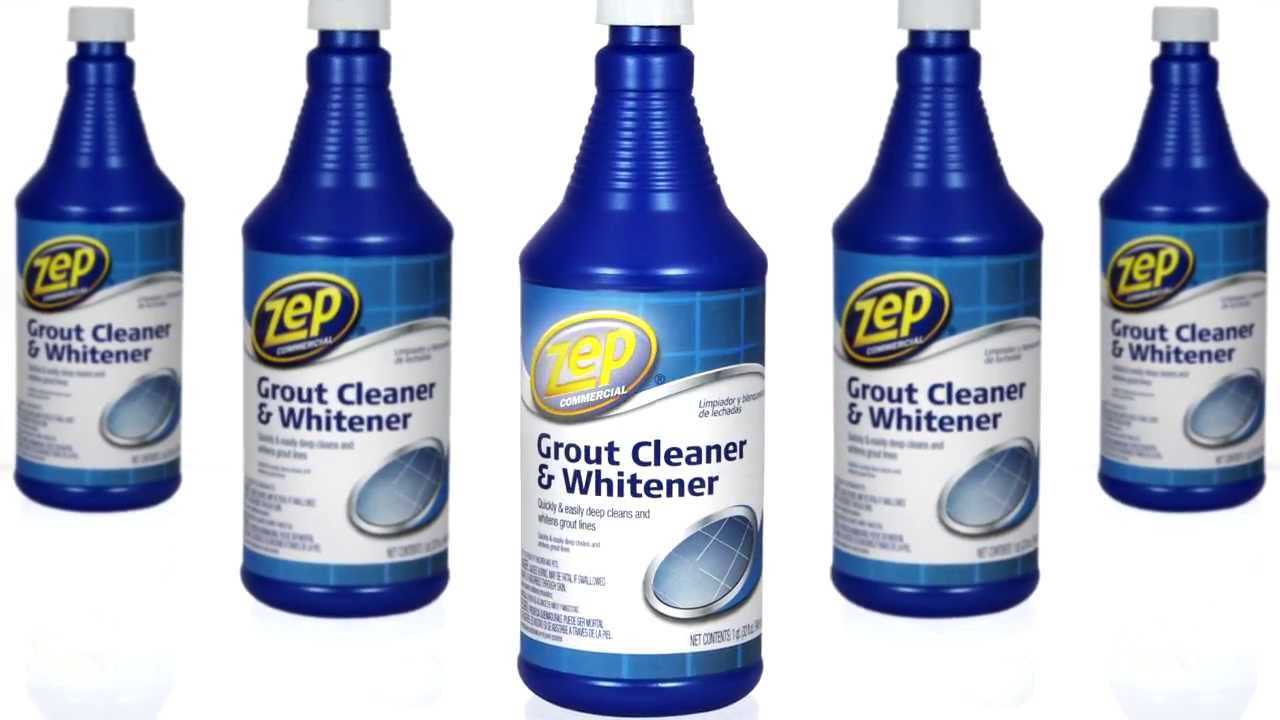 Zep Commercial Grout Cleaner No Longer The Experts Secret