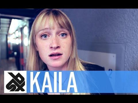 KAILA MULLADY | Female Beatbox World Champion 2015