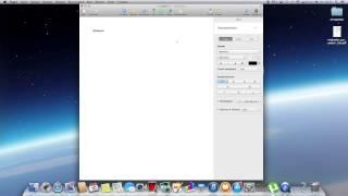 Как конвертировать файл Pages в Word