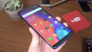 Elephone U Unboxing and Giveaway!