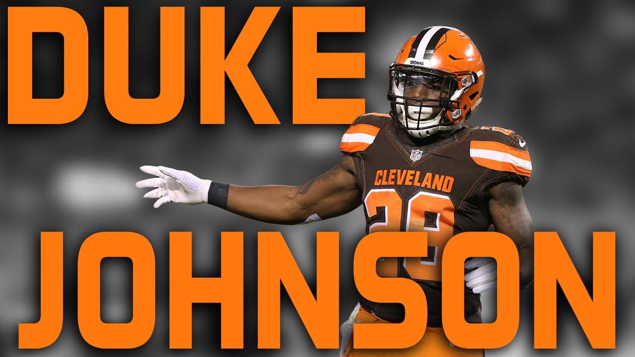 a7c97b6d038 Duke Johnson Jr. Official Rookie Highlights - YouTube