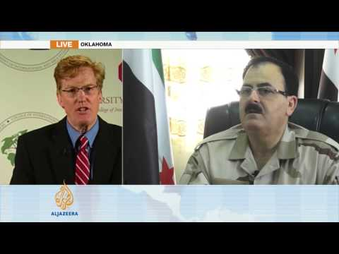 Syria expert discusses Free Syrian Army