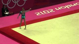 2012 Olympics EF Sandra Izbasa Floor