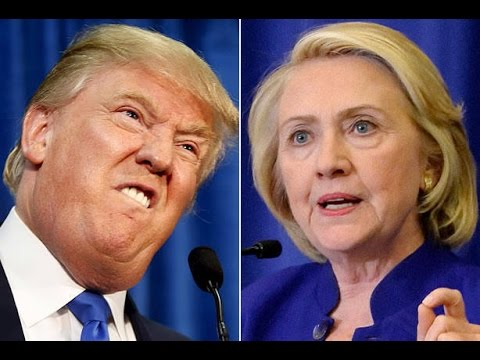 Trump v. Hillary: How Did We GET HERE???