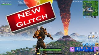 *NEW* How To GLITCH The Final Volcano Event Early (Fortnite LOOT LAKE Event)