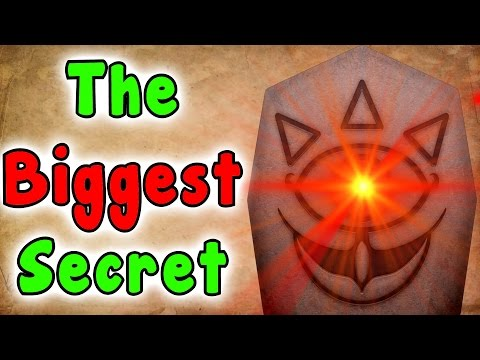 Zelda Theory - The BIGGEST Secret Of The Gossip Stones