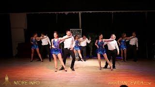 Dance Vida Student Bachata team