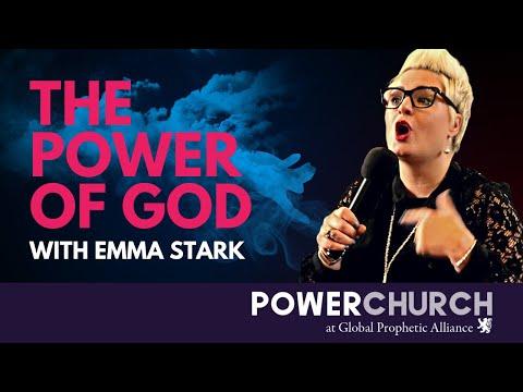POWER CHURCH   Emma Stark   Live from Glasgow Scotland   22 August 2021