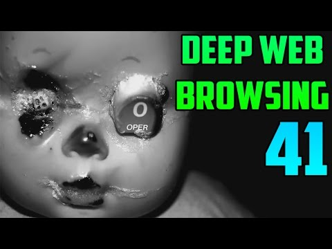 BABY DOLL MESSAGE!?! - Deep Web Browsing 41