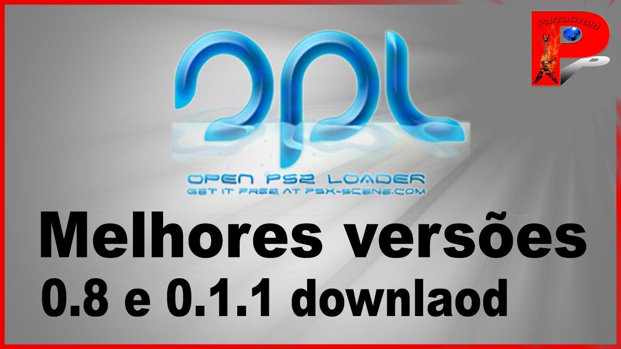 OPL 0 8 e 0 1 1 os melhores para PS2 Download