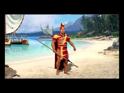 Civilization and Scenario Pack: Polynesia Walkthrough