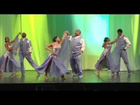 Salsorro 2008 - Sabado - Santo Rico Dance Company - EEUU