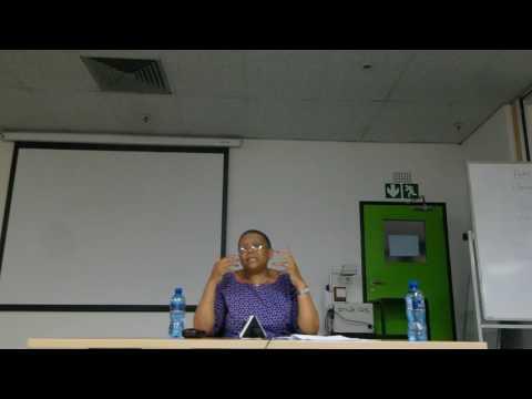 Human Rights Dialogue with Adv. Pansy Tlakula Part 1