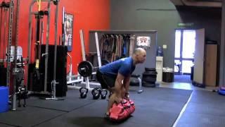 Ultimate Sandbag Training Fitness Challenge