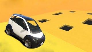 Никто не найдет чек! Гонки на маленьких машинах в GTA 5 Online