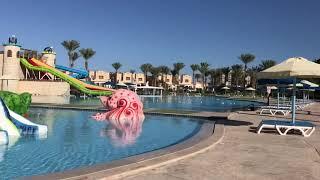 Обзор отеля Royal Lagoons Aqua Park Resort Зимовка в Египте