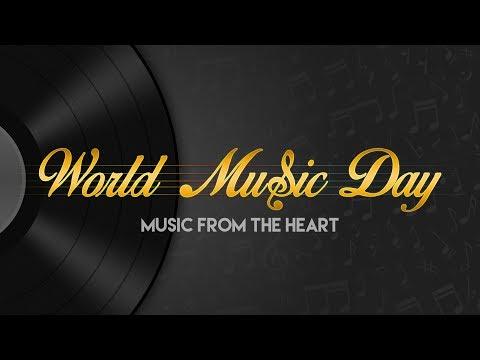 World Music Day 2017 | Full Audio Songs...