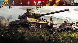 ЯК ГРАЮТЬ СТАТИСТИ ЗАРАДИ WN8     World of Tanks кращий бій Škoda T 50