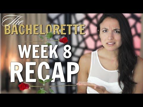 Bachelorette Hannah B Week 8 Recap