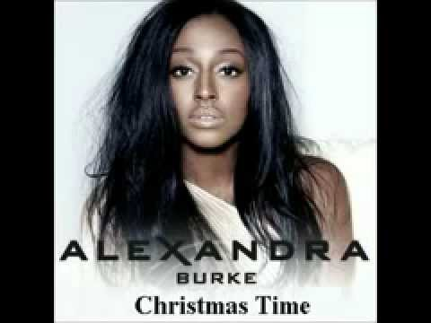 Alexandra Burke  Christmas Time