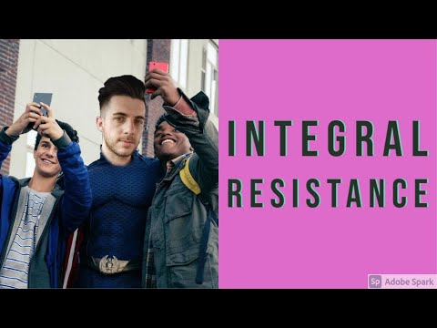 THE INTEGRAL RESISTANCE - BUILDING THE LAST EXCHANGE (NOT TO MISS)