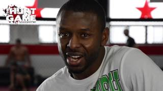 THE HURT GAME - Yves Jabouin UFC 158